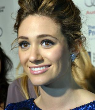 Picture of quotation author Emmy Rossum
