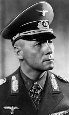 Picture of quotation author Erwin Rommel