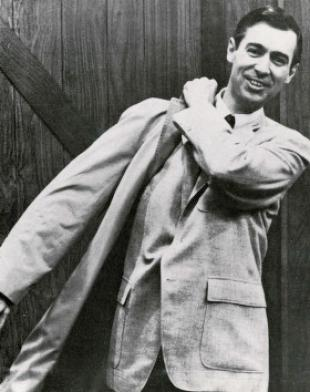 Picture of quotation author Fred Rogers