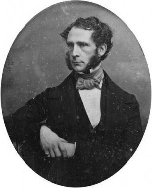 Picture of quotation author Frederick William Robertson