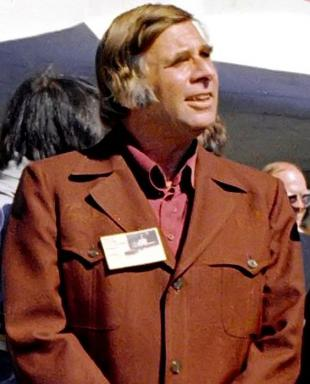 Picture of quotation author Gene Roddenberry