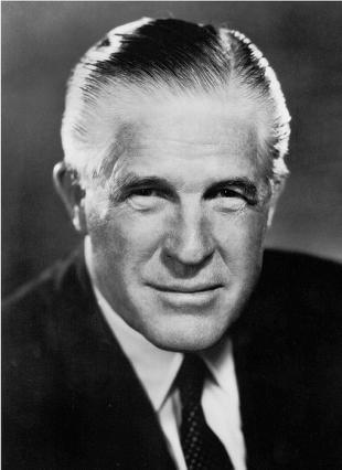 Picture of quotation author George W. Romney