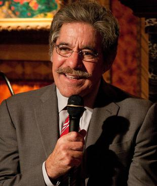 Picture of quotation author Geraldo Rivera