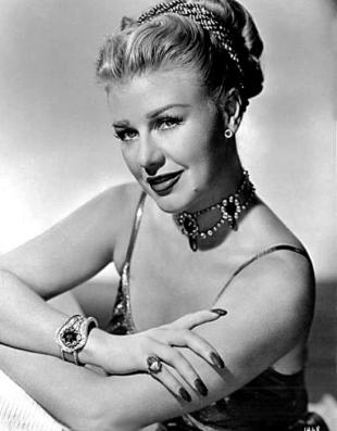 Picture of quotation author Ginger Rogers