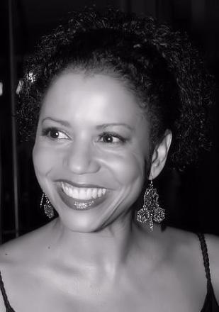 Picture of quotation author Gloria Reuben