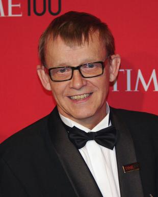 Picture of quotation author Hans Rosling
