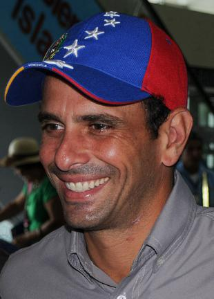 Picture of quotation author Henrique Capriles Radonski