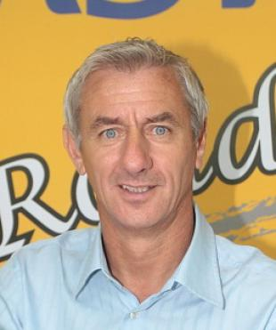 Picture of quotation author Ian Rush