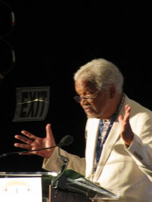 Picture of quotation author Ishmael Reed