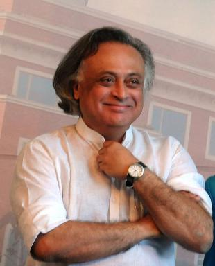 Picture of quotation author Jairam Ramesh