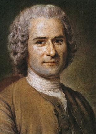 Picture of quotation author Jean-Jacques Rousseau