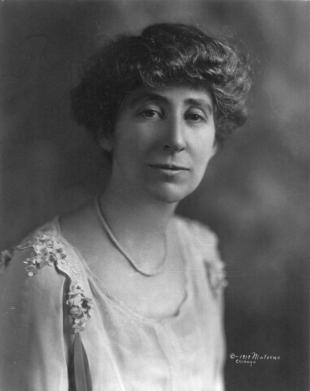 Picture of quotation author Jeannette Rankin