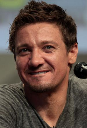 Picture of quotation author Jeremy Renner