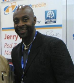 Picture of quotation author Jerry Rice