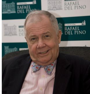 Picture of quotation author Jim Rogers