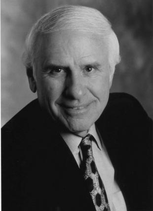Picture of quotation author Jim Rohn
