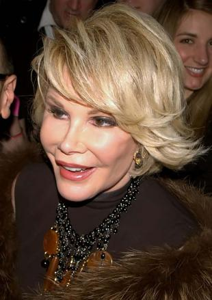 Picture of quotation author Joan Rivers