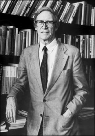 Picture of quotation author John Rawls