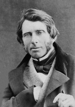 Picture of quotation author John Ruskin