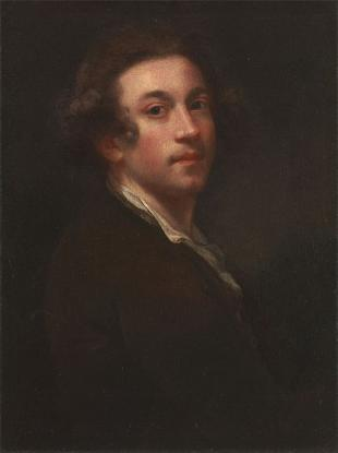 Picture of quotation author Joshua Reynolds