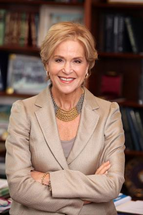 Picture of quotation author Judith Rodin