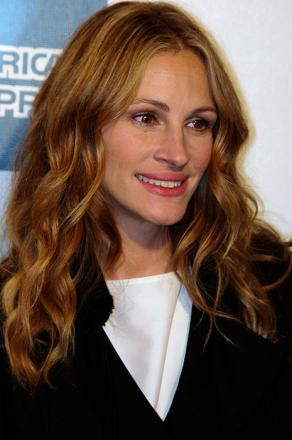 Picture of quotation author Julia Roberts