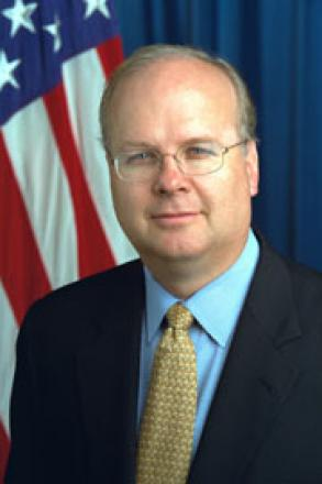 Picture of quotation author Karl Rove