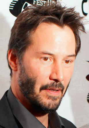 Picture of quotation author Keanu Reeves
