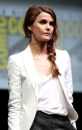 Picture of quotation author Keri Russell