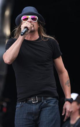 Picture of quotation author Kid Rock