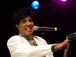 Picture of quotation author Little Richard