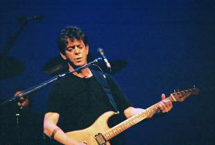Picture of quotation author Lou Reed