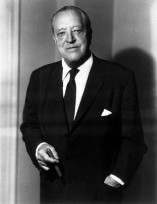 Picture of quotation author Ludwig Mies van der Rohe