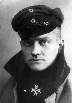 Picture of quotation author Manfred von Richthofen