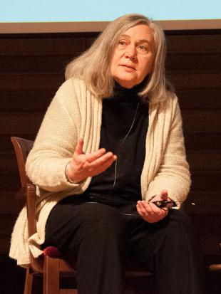 Picture of quotation author Marilynne Robinson