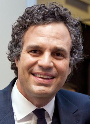 Picture of quotation author Mark Ruffalo