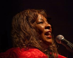 Picture of quotation author Martha Reeves