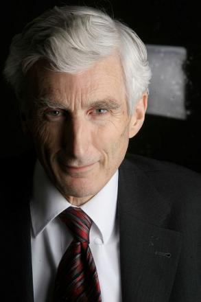 Picture of quotation author Martin Rees