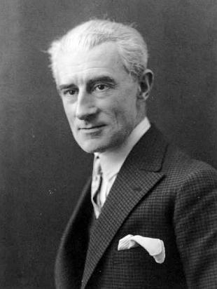 Picture of quotation author Maurice Ravel