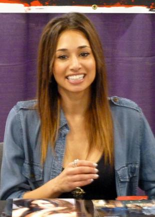 Picture of quotation author Meaghan Rath