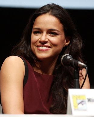 Picture of quotation author Michelle Rodriguez