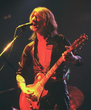 Picture of quotation author Mick Ralphs