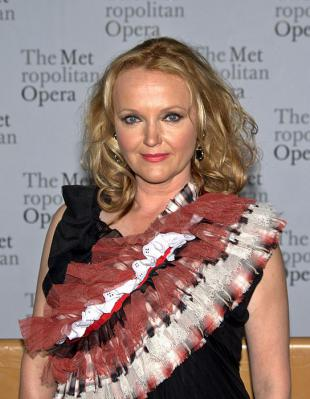 Picture of quotation author Miranda Richardson
