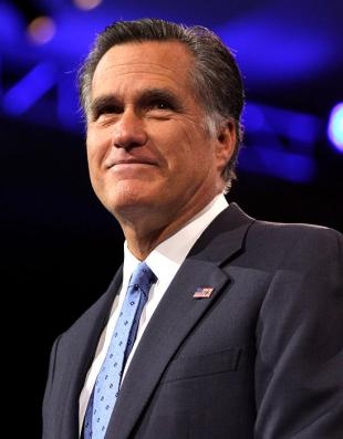 Picture of quotation author Mitt Romney