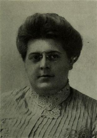 Picture of quotation author Myrtle Reed