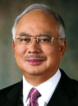 Picture of quotation author Najib Razak