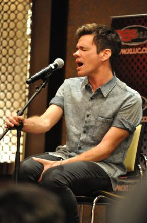 Picture of quotation author Nate Ruess
