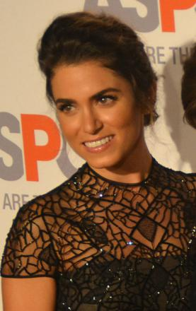 Picture of quotation author Nikki Reed