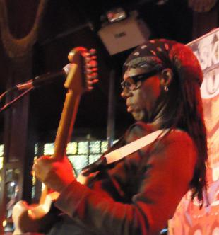 Picture of quotation author Nile Rodgers