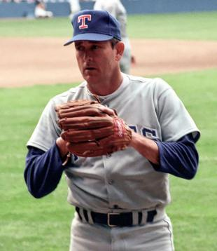 Picture of quotation author Nolan Ryan